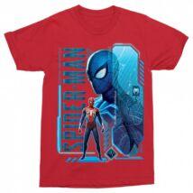 Pókember férfi rövid ujjú póló - Peter Parker - Több színben
