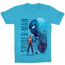 Pókember gyerek rövid ujjú póló - Peter Parker - Több színben