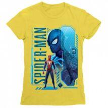 Pókember női rövid ujjú póló - Peter Parker - Több színben