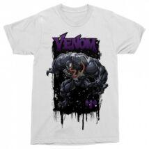 Venom férfi rövid ujjú póló - Több színben