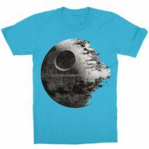 Star Wars Halálcsillag gyerek rövid ujjú póló - Több színben