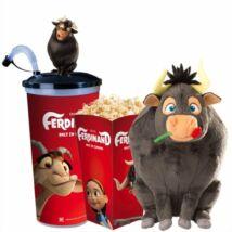 Ferdinánd pohár Ferdinánd topper és Ferdinand plüss szett