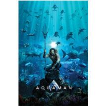Aquaman plakát - Teaser