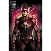 Az Igazság Ligája: Flash karakterplakát