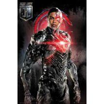 Az Igazság Ligája: Cyborg karakterplakát