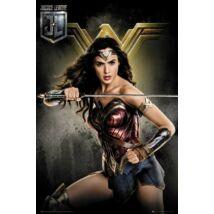 Az Igazság Ligája: Wonder Woman karakterplakát