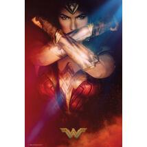 Wonder Woman plakát - Cross