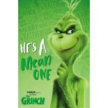 A Grincs plakát