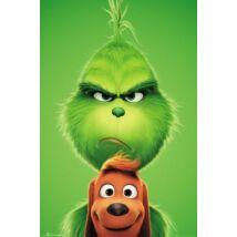 A Grincs plakát - Grincs és Max