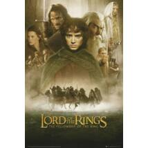 A Gyűrűk Ura: A Gyűrű Szövetsége plakát