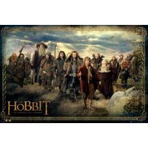 A Hobbit: Váratlan utazás plakát