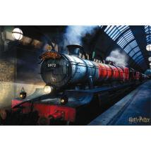 Harry Potter plakát - Hogwarts Express