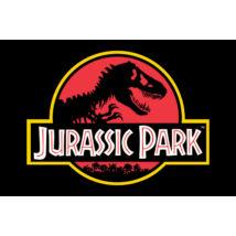 Jurassic Park plakát - Logó