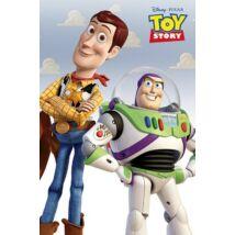 Toy Story plakát - Woody és Buzz