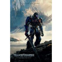 Transformers: Az utolsó lovag plakát