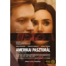 Amerikai pasztorál plakát