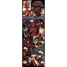 Deadpool plakát - Panelek