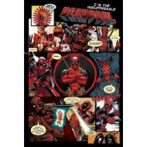 Deadpool plakát - Panel