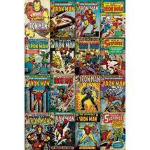 Vasember plakát - Marvel Covers