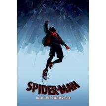 Pókember - Irány a Pókverzum plakát