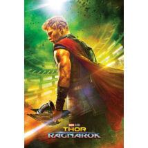 Thor: Ragnarök plakát - Thor Teaser