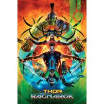 Thor: Ragnarök plakát