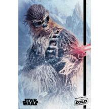 Solo: Egy Star Wars-történet plakát - Chewbacca