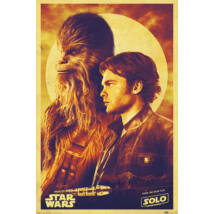Solo: Egy Star Wars-történet plakát - Han és Chewbacca