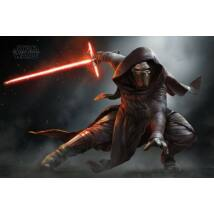 Star Wars: Az ébredő Erő plakát - Kylo Ren