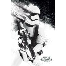 Star Wars: Az ébredő Erő plakát - Rohamosztagos
