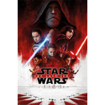Star Wars: Az utolsó Jedik plakát - Végleges plakát