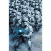 Star Wars plakát - Rohamosztagos