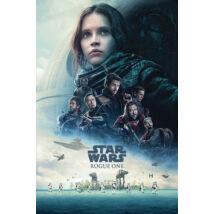 Zsivány Egyes: Egy Star Wars történet plakát