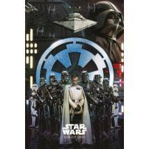 Zsivány Egyes: Egy Star Wars történet plakát - Birodalmi plakát