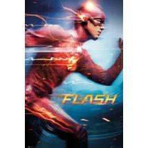 Flash - A Villám plakát - Fuss