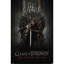 Trónok harca plakát - You win or you die