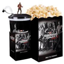 A galaxis őrzői vol. 2 popcorn tasak pohártartóval