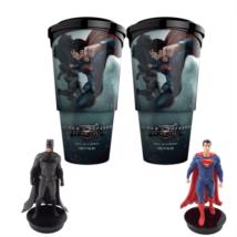 Batman Superman ellen - Az igazság hajnala pohár és topper szett