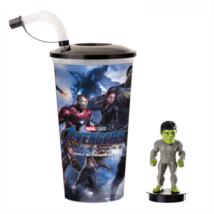 Bosszúállók: Végjáték pohár és Hulk topper