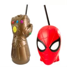 Marvel kulacs szett - Thanos és Pókember