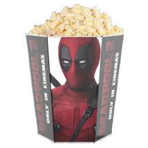 Deadpool 2 dombornyomott popcorn vödör