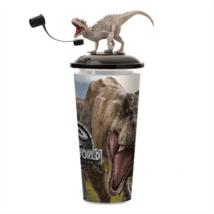 Jurassic World: Bukott birodalom pohár és Indominus Rex topper