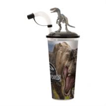 Jurassic World: Bukott birodalom pohár és Raptor topper