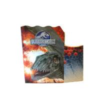 Jurassic World popcorn tasak pohártartóval
