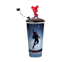 Pókember - Irány a Pókverzum pohár és Spider-Ham Peter Parker topper