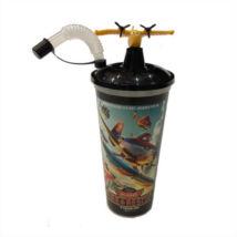 Repcsik: A mentőalakulat pohár és Rigó topper