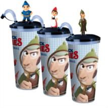 Sherlock Gnomes pohár és topper szett
