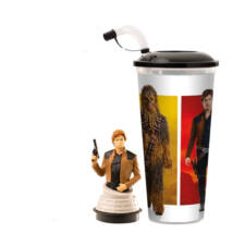 Solo: Egy Star Wars-történet pohár, Solo topper