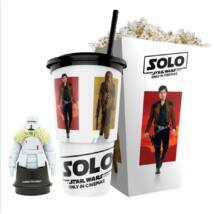 Solo: Egy Star Wars-történet pohár, rohamosztagos topper és popcorn tasak