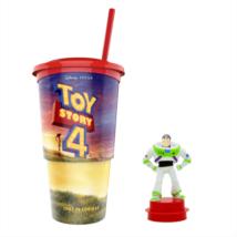 Toy Story 4 pohár és Buzz Lightyear topper